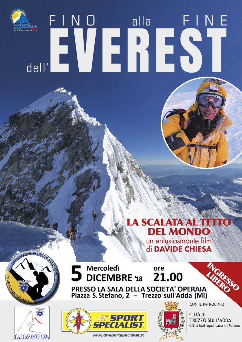 FINO ALLA FINE DELL'EVEREST